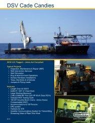 DSV Cade Candies - Oceaneering