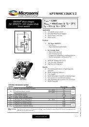 APT50MC120JCU2 - Richardson RFPD