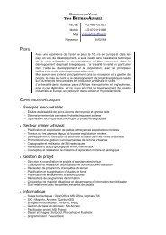Curriculum vitae - RIAED
