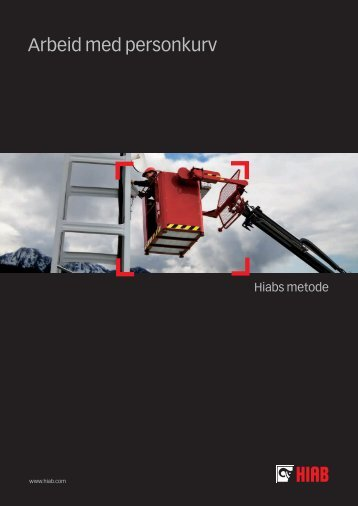 Brosjyre Norsk - Hiab AS