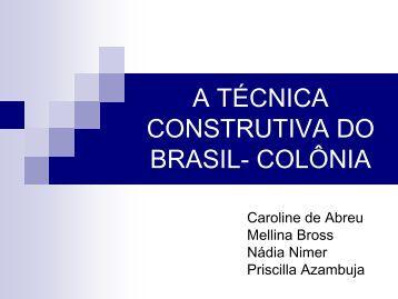 Tecnicas Construtivas - Histeo.dec.ufms.br