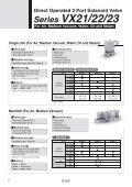 Series VX21/22/23 - SMC ETech - Page 4