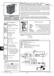 File: IREMS004 - P35160003 07/2008/i IX • 4 - Tecnica Industriale Srl