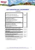 LIDOO Equipement COMPLET - Yatoo - Page 3