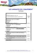 LIDOO Equipement COMPLET - Yatoo - Page 5