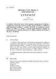 Usnesení RMČ č. 142 ze dne 24.3.2010.rtf - Praha 3