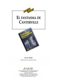 EL FANTASMA DE CANTERVILLE - Anaya Infantil y Juvenil