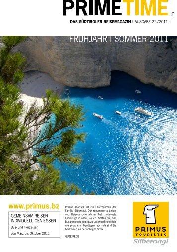 flug-badereise - Primus Touristik