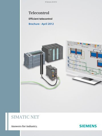 SIMATIC NET - Siemens Industry, Inc.