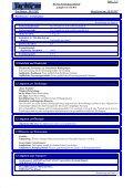 Sicherheitsdatenblatt - Camping und Caravan Kissmer - Page 3