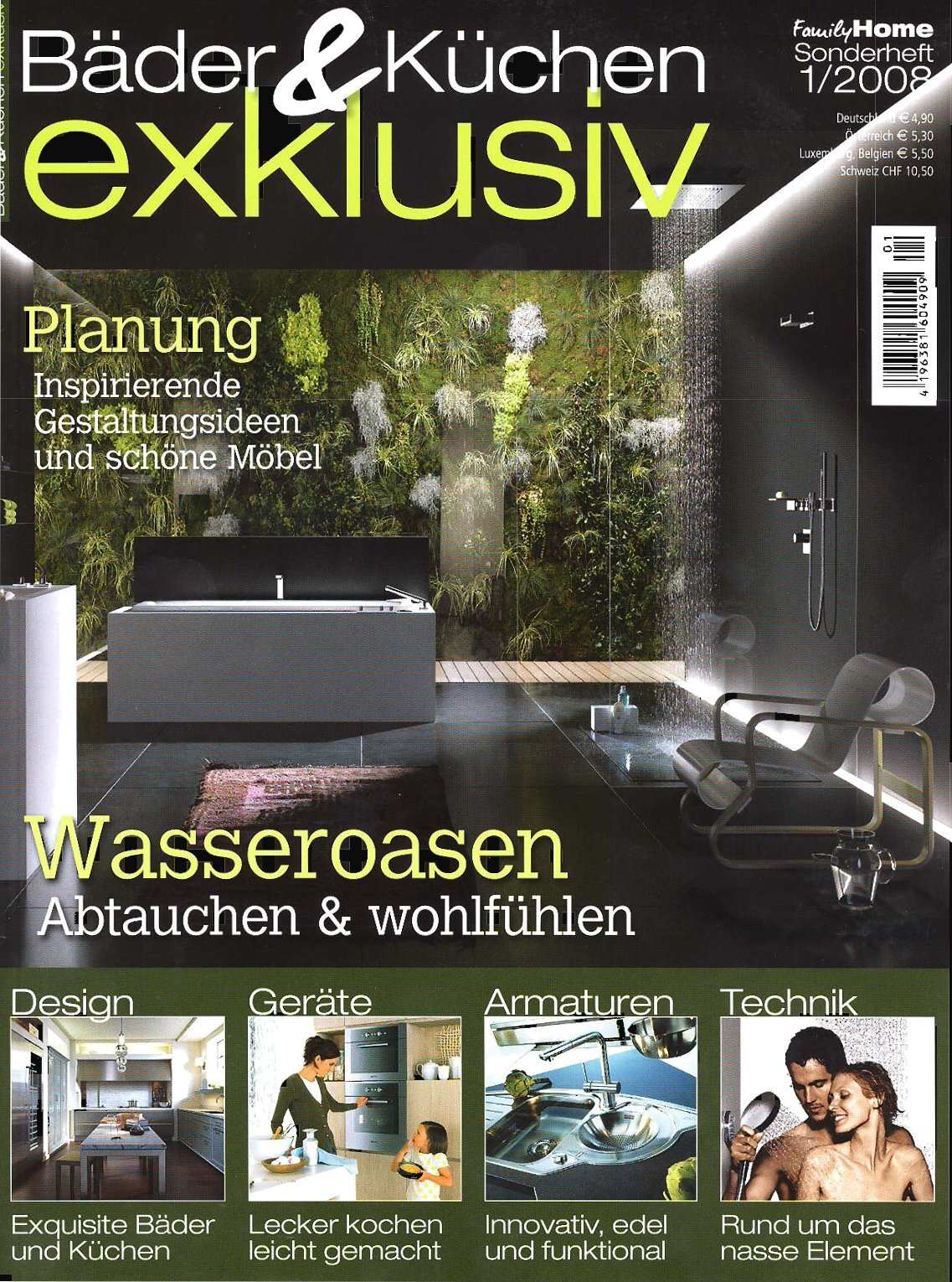 40 free magazines from sanitaer wahl de. Black Bedroom Furniture Sets. Home Design Ideas