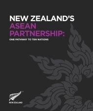 New Zealand Inc ASEAN Strategy full publication