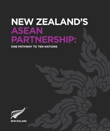 New Zealand Inc ASEAN Strategy full publication
