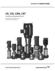 CR, CRI, CRN, CRT - Viking Pump Canada