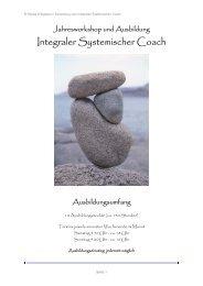 Ausbildungsübersicht zum ausdrucken (PDF) - HaraldKriegbaum.de