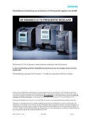 IBH G110 BOP V1.1 - Industry - Siemens Nederland