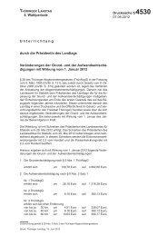 Drucksache 5/4530 - Thüringer Landtag - Freistaat Thüringen