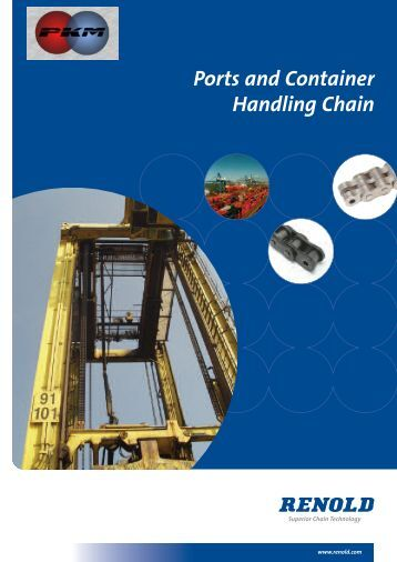 Renold Port and Container Handling Chain - Pkm-gua.com