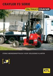bijlage: Brochure Palfinger Crayler F3-Serie