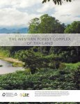 the western forest complex of thailand - Wildlife Conservation Society - Page 3