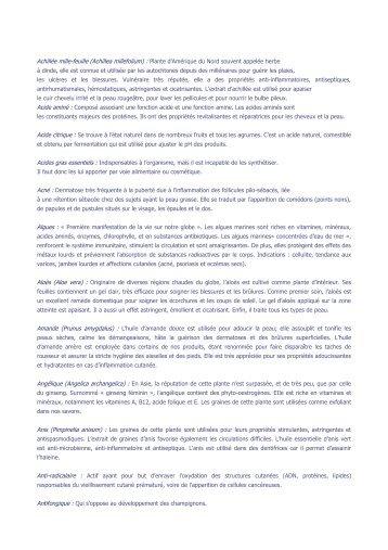 Achillée mille-feuille (Achillea millefolium) : Plante d'Amérique du ...