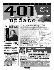 April/May 99 - 401 Richmond