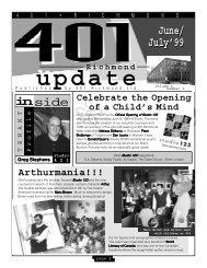 June/ July'99 June/ July'99 - 401 Richmond