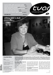 Tvar 15/2008