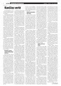 Nr. 4 (317) 2010 m. vasario 27 d. - Krikščionių bendrija TIKĖJIMO ... - Page 6