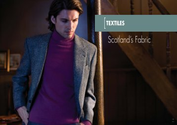15 Textiles - World Class Scotland