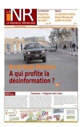 Edition n°4717 - La Nouvelle République