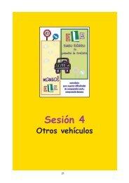 Sesión 4 Otros vehículos - Catedu