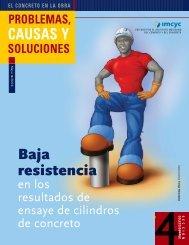 Problemas Causas y Soluciones Mayo 2006 - Instituto Mexicano del ...