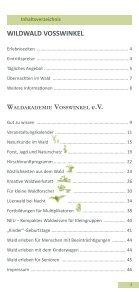 dein Jahr im Wildwald - Wildwald Vosswinkel - Seite 3