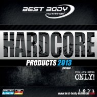 Download Katalog - Best Body Nutrition
