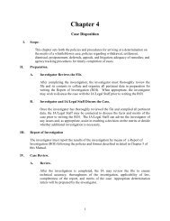 IOSH Discrimination Manual Chapter 4 - Iowa Workforce Development