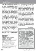 Gemeindebrief August / September 2008 - Pfarrei.sankt-joseph ... - Page 2