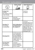 Gemeindebrief August / September 2008 - Pfarrei.sankt-joseph ... - Page 4