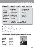 Gemeindebrief August / September 2008 - Pfarrei.sankt-joseph ... - Page 5