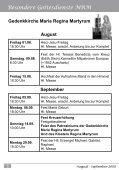 Gemeindebrief August / September 2008 - Pfarrei.sankt-joseph ... - Page 6
