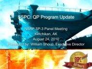 SSPC 2007 PowerPoint Presentation - NSRP