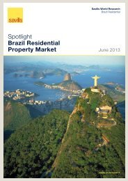 Spotlight Brazil Residential Property Market - Gateway to South ...