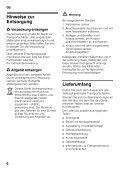 de Gebrauchsanleitung fr Mode d'emploi it Istruzioni per I´uso nl ... - Page 6