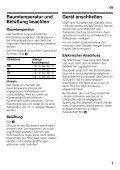 de Gebrauchsanleitung fr Mode d'emploi it Istruzioni per I´uso nl ... - Page 7