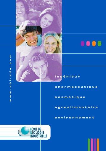 plaquette EBI