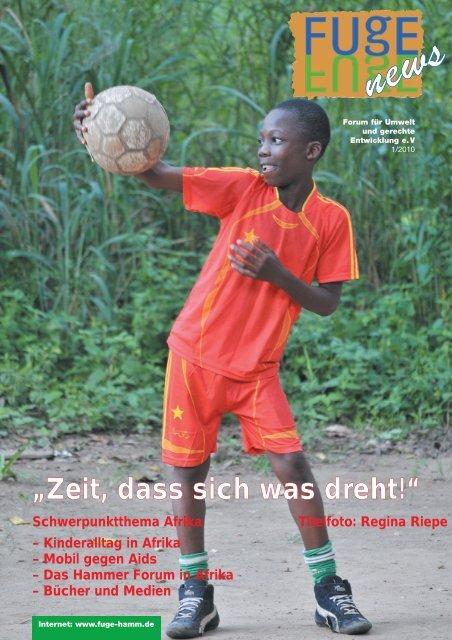 FUgE-news Ausgabe 1/2010 - FUgE Hamm