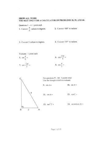 All Worksheets » Algebra 2 Honors Worksheets - Free Printable ...
