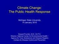 Presentation slides [PDF, 8.8 MB] - Michigan State University