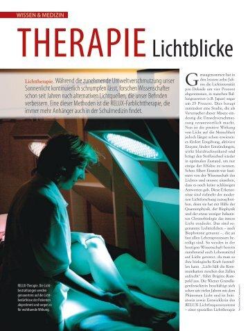 Therapie Lichtblicke
