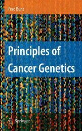 Principles of Cancer Genetics, 2008, p.333.pdf - Institute of Biology